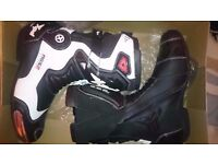 XPD XP7-R Motorcycle Boots