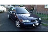 Audi A3 petrol(low mileage)