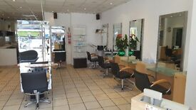 Hairdresser Salon chairs available for rent