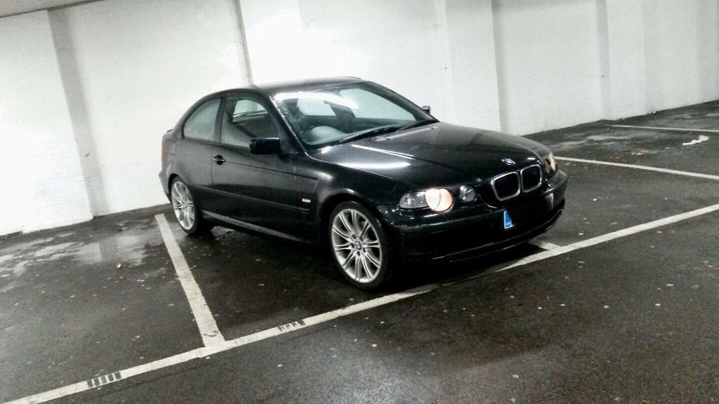 BMW e46 compact 1.8 | in Southend-on-Sea, Es | Gumtree Bmw E Diions on