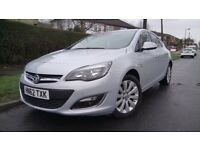 2012 VAUXHALL ASTRA ELITE 1.6 AUTO AUTOMATIC (not FIESTA, FOCUS, GOLF, MICRA, POLO, CLIO, YARIS)