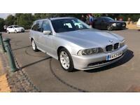 BMW 525D SE TOURING AUTO 2004 REGISTERED FULL 12 MONTHS MOT ESTATE GREAT RUNNER