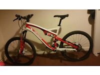 19inch Large frame mens specialises fulll sus bike good condition perfect working order BARGAIN