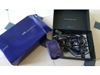 Sony Walkman MP3 player NW-A1000