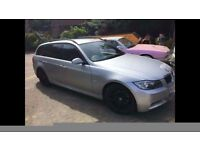 2006 Bmw M sport 320i touring Low milage may swap