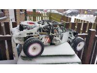 Huge 1:5 scale 30cc petrol RC Buggy FS Racing Marander not Nitro Hpi Tamiya