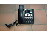 BT Paragon 650 Telephone Answering Machine - Black - Excellent Condition