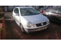 Polo 1.4 TDI Sport 2002 (Just 44K from new)