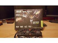 Asus Strix Geforce GTX 960 2gb