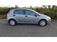 FIAT GRANDE PUNTO 1.2 Active 5dr 1 Yrs Mot & Serviced + Fully Warranted A Nice Clean Car (grey) 2006