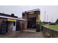 *OFFERED* Euro Tyres - Retail&Wholesale - Garage - £20000
