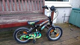 Kids bike for 4 - 6 year old child