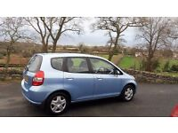 04 Honda Jazz 1.4 i-DSI SE 5 Door***Only 58000 Genuine Miles