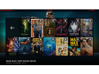 Amazon Fire TV FREE MOVIES/ FREE SPORTS/ FREE LIVE TV/ TV SHOWS fully loaded with KODI