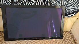 """Pioneer 43"""" TV for sale"""