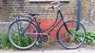 Flawless Fantastic 54cm Single Speed Genuine Dutch Ladies Bike