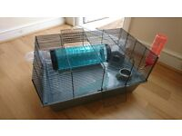 Hamster cage