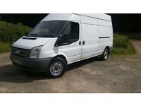 NICE BIG FORD TRANSIT LWB