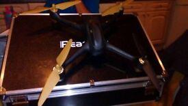 DRONE GPS HUBSON H501s FPV