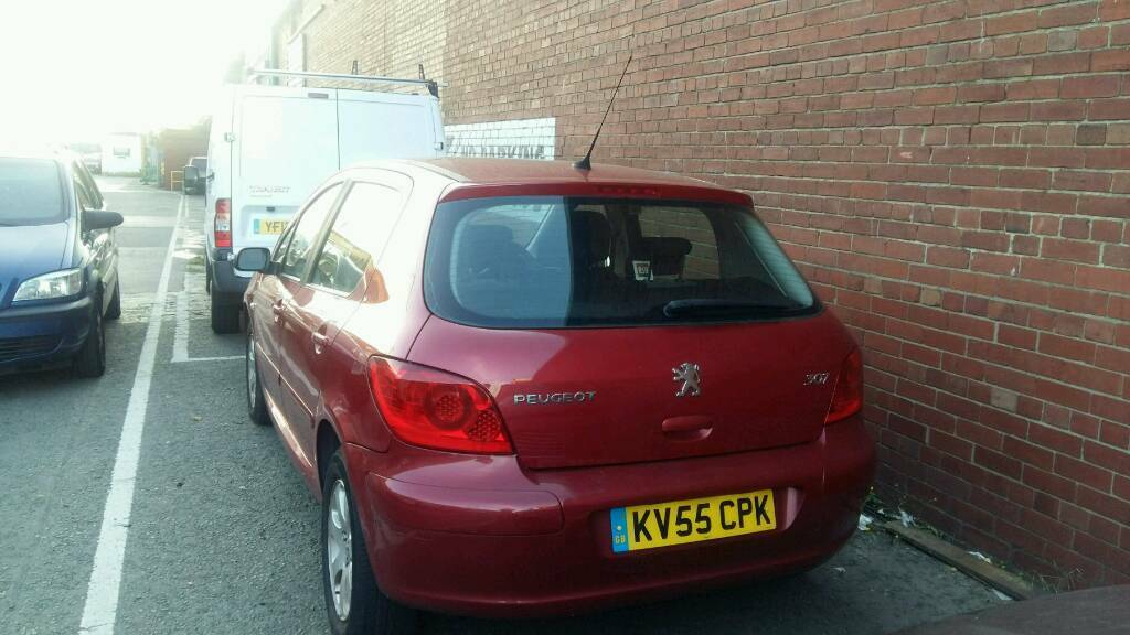 307 Peugeot spare or Repair | in Liverpool, Merseyside | Gumtree