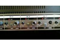 Phonic pm801 8 channel personal mixer