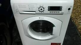 Hotpoint 8kg washing machine as new
