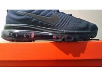 Nike Air Max 2017 size 5.5 worn once
