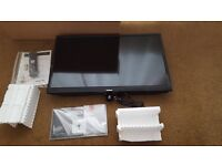 """Boxed Goodmans GVLEDHD32DVD 32"""" Digital HD 1080 LED DVD Combi TV with Built in Freeview TV"""