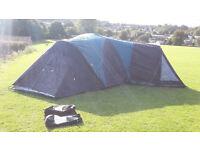 Large 6 man Vango Diablo 600 Tent