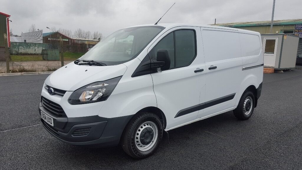 NOVEMBER 2014 FORD TRANSIT CUSTOM 270 * ONLY 1 OWNER AND 16K MILES *
