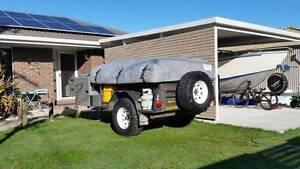 Trackabout Offroad Camper Trailer. This thing will go anywhere! Redcliffe Redcliffe Area Preview