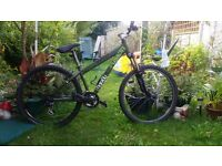 UMF Hardy 4 Mountain Jump Bike