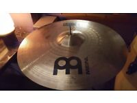 "MEINL 20"" MCS RIDE CYMBAL AS NEW"