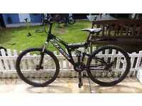 BOSS Stealth Mountain Bike FOR SALE