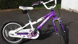 """Hotrock Specialized 16"""" bike bicycle girls"""