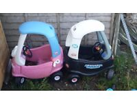 Twin Toy Outdoor Cars