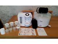 Reduced...tommee tippee prep machine and steriliser