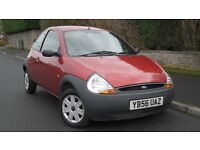 2007 Ford KA 10+months MOT, Ford service history drives GREAT ideal run about £395 BARGAIN!!!!