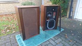 KEF Vintage Hi-Fi Speakers