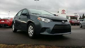 2014 Toyota Corolla CE, 5 SPEED MANUAL