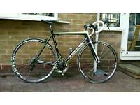 Forme thorpe elite 56cm carbon road bike