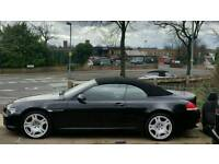 BMW 645i convertible 1 owner low miles