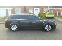 2004 53 audi a4 1.9 tdi pd sport 150 bhp leather trim full service history