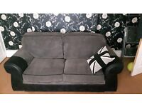 2 seater sofa bed great condition £250 ono