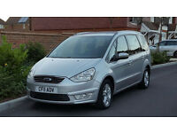 2011/11 Reg Ford Galaxy Zetec 2.0 TDCI (6 Speed Manual Gearbox) + 81K + FSH + 1 OWNER SINCE NEW +