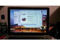"MacBook Pro 13"" 2012 8GB SSD i5 Intel 4000"