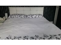 Kingsize Seally Bed. Kingsize Seally Bed. Brilliant condition.