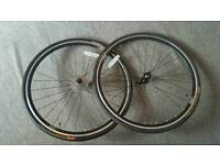 EASTWAY DOUBLE RIMS (700×25c)FULL SET, BRAND NEW CONDITION