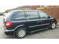 Chrysler voyager seven seater reduced 900 or swap