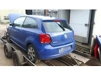 VW POLO 2012 6R 1.4 PETROL PARTS BREAKING